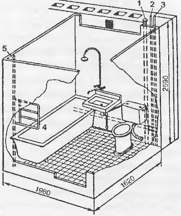 строительство канализации для дачи